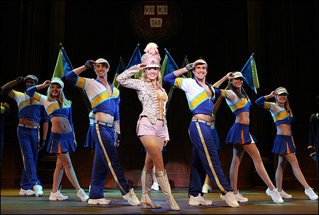 Legally Blonde Tour